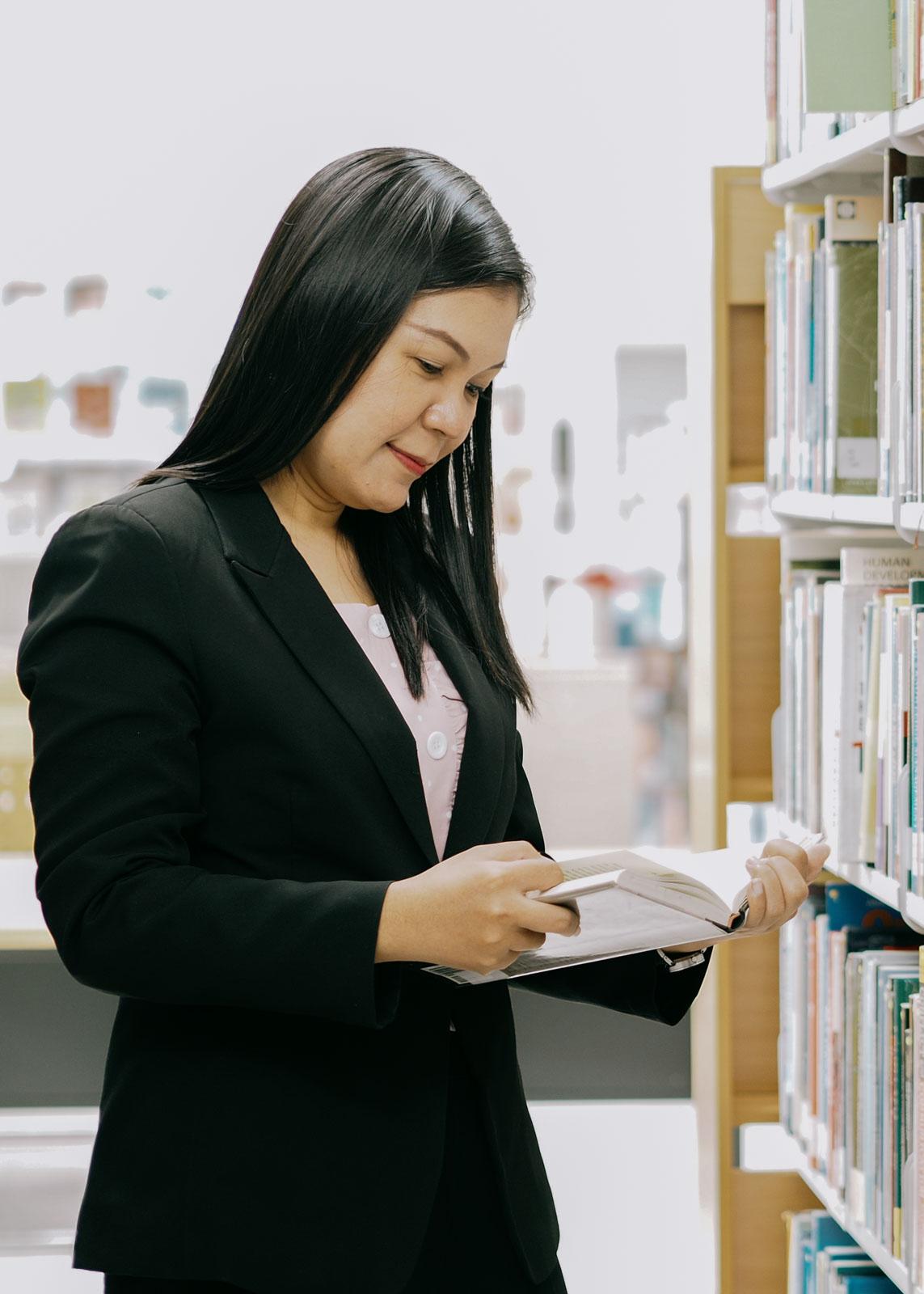 Image-of-ห้องสมุดสถาบันพระปกเกล้า